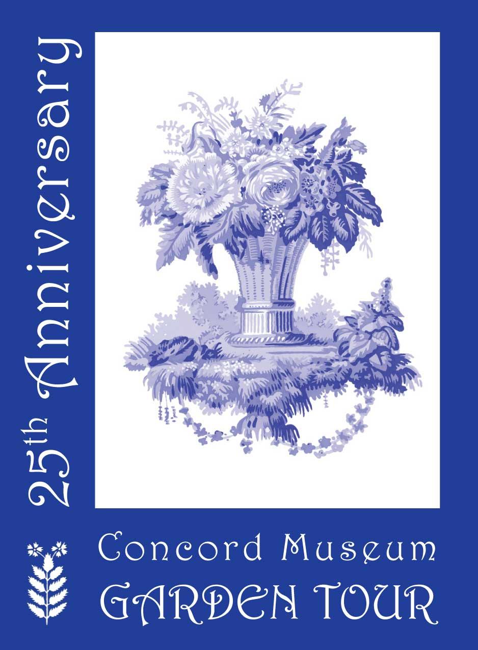 Concord Museum Garden Tour