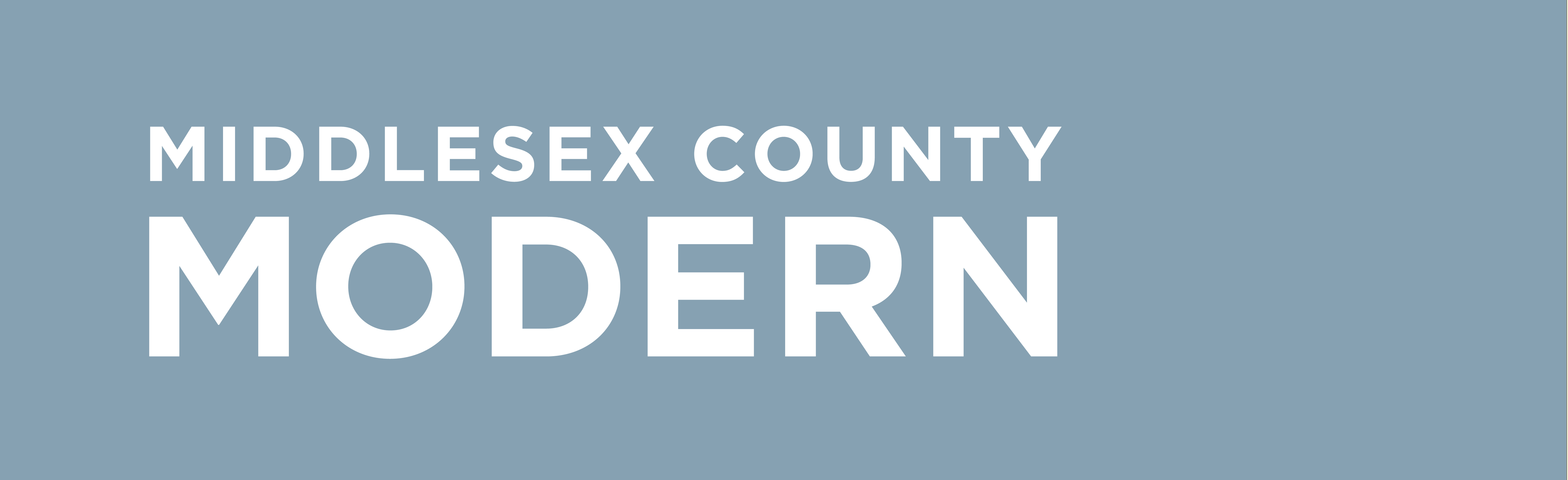 Middlesex County Modern