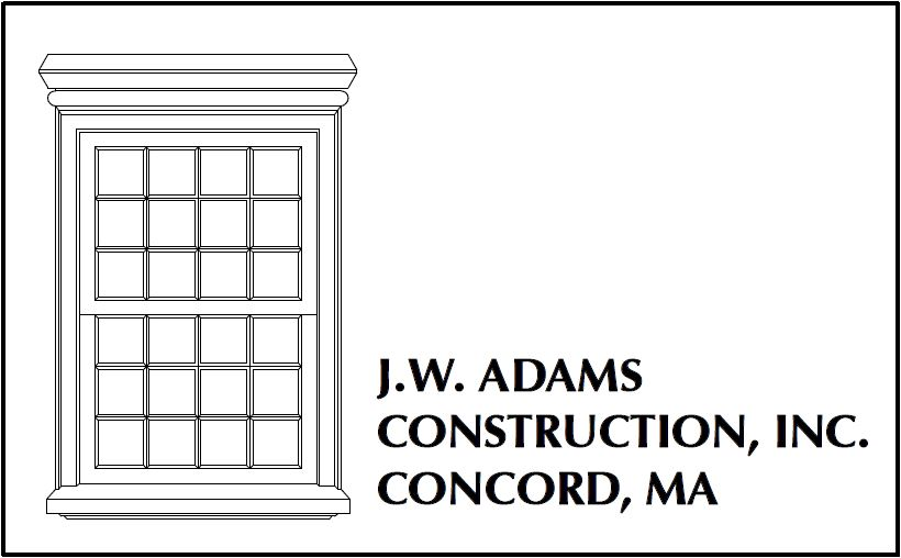 J. W. Adams Construction