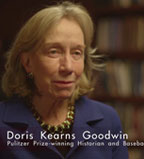 doris goodwin essay Doris kearns goodwin wrote the essay on franklin roosevelt for the book character above all, published earlier this year by simon & schuster ms goodwin is the author of no ordinary time.